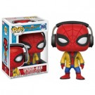 Funko POP! Movies Spider-Man Homecoming - Spider-Man With Headphones Vinyl Figure 10cm FK21660