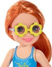 Barbie - Chelsea and Friends Doll Redhead with Just be You top (DWJ33) /Toys