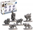 Cats & Catacombs Volume 1 RPG Figures /Boardgames