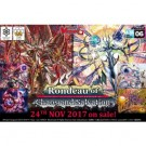 Galda spēle Cardfight!! Vanguard - Rondeau of Chaos and Salvation - Clan Booster Display (12 Packs) - EN VGE-G-CB06
