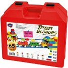 Game Movil Movil84267 65 Pieces Combis Construction Game, Multi-Color /Toys
