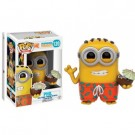 Funko POP! Despicable Me Minions Paradise - Phil Vinyl Figure 10cm FK9223