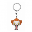 Funko POP! Keychain IT: Chapter 2 - Pennywise w/ Dog Tongue Vinyl Figure 4cm FK40652