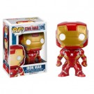 Funko POP! Marvel - Captain America 3: Civil War - Iron Man - Vinyl Figure 10cm FK7224