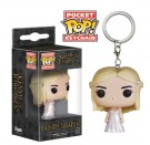Pocket POP GOT Daenerys Targ Keychain