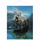 God of War Wallscroll - Father and Son GE3488