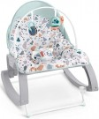 Fisher Price - Infant to Toddler Rocker /Toys