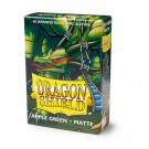 Dragon Shield Small Sleeves - Japanese Matte Apple Green (60 Sleeves) 11118
