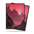 UP - Sleeves Standard - Magic: The Gathering - Mana 5 Mountain (80 Sleeves) 86457