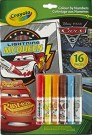 Crayola - Lightening Mcqueen - Disney Pixar Cars 3 Colour By Numbers Book /Toys