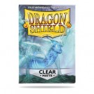 Dragon Shield Standard Sleeves - Matte Clear (100 Sleeves) 11001