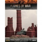 Battlefield in a Box - Chimneys (x4 resin pieces) BB236