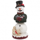 Royal Bobbles - Snowman Bobblehips RB1186