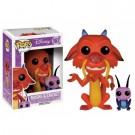 Funko POP! Disney Mulan - Mushu and Cricket Vinyl Figure 10cm FK5898
