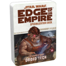 FFG - Star Wars RPG: Edge of the Empire - Droid Tech Specialization Deck - EN FFGuSWE56