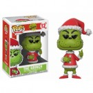 Funko POP! Books Dr. Seuss The Grinch - Grinch in Santa Outfit Vinyl Figure 10cm FK21745