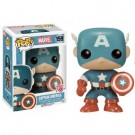 Funko POP! Marvel 75th Anniversary - Captain America Sepia Toned Vinyl Figure bobble Head 10cm FK10365