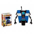 Funko POP! Borderlands - Claptrap Blue Vinyl Figure 10cm Limited Edition FK5776