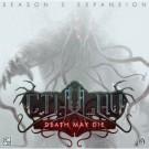 Galda spēle Cthulhu: Death May Die - Season 2 Expansion - EN CMNDMD002