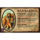 Galda spēle Defenders of the Realm - Barbarian Expansion - EN 101256