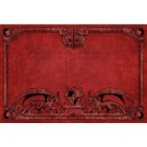 Dragon Shield Play Mat - Red 20107