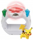 POKEMON Z-RING AND Z CRYSTALS AND PIKACHU T19202