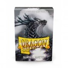 Dragon Shield Japanese Matte Sleeves - Slate (60 Sleeves) 11127