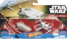 Hot Wheels - Star Wars Starship 2 pack Transporter X-Wing (CKJ81) /Toys