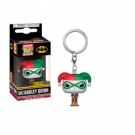 Funko POP! Keychains DC - Harley Quinn (Holiday) Vinyl Figure 4cm (limited) FK35325