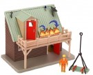 Fireman Sam - Adventure Playset with Figure - Mountain Lodge - Toy