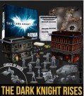 The Dark Knight Rises Game Box: Batman Miniature Game /Boardgame