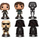 Funko POP! Movies Star Wars Rogue One - Assorted Case of Six Vinyl Figures 10cm FK11891