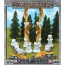 Battlefield in a Box - Elven Pillars & Ruins BB532