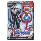Avengers Titan Hero Captain America with Power FX E3301100