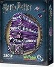 Harry Potter: Knight Bus 3D Puzzle (280pc) /Toys