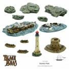 Black Seas: scenery pack - EN 792410008