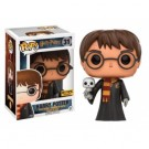 Funko POP! Movies - Harry Potter: Harry with Hedwig - Vinyl Figure 10cm FK11915