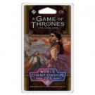 Galda spēle FFG - A Game of Thrones LCG: 2018 World Championship Deck - EN FFGuCHP10