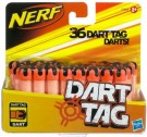 NERF - Mega Dart Tag Refill (36 Pack) - Toy