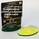 Blackfire Card Stands - Green/Yellow (2 Pack) 40183
