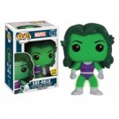 Funko POP! Marvel - She-Hulk Glow in the Dark Vinyl Figure 10cm FK11836
