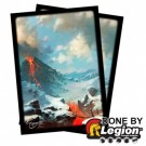 Blackfire Sleeves - Standard Double-Matte - Svetlin Velinov - Mountain (50 Sleeves) by LEGION BF02375