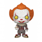 Funko POP! IT: Chapter 2 - Pennywise w/ Boat Vinyl Figure 25cm FK40593