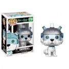 Funko POP! Animation - Rick and Morty Snowball Vinyl Figure 10cm FK12445