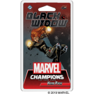 Galda spēle FFG - Marvel Champions: The Card Game - Black Widow - EN FFGMC07