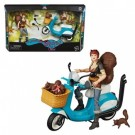 Marvel Legends The Unbeatable Squirrel Girl 6-Inch Action Figure with Vespa Vehicle E86005X00