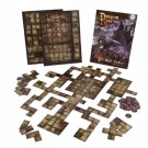 Dungeon Saga - The Black Fortress Tile Pack - EN MGDS26
