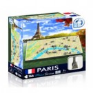 4D Cityscape - Paris Mini Puzzle 70004