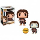Funko POP! Movies Lord Of The Rings - Frodo Baggins Vinyl Figure 10cm Assortment (5 + 1 chase) FK13551-case