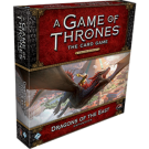 Galda spēle FFG - A Game of Thrones LCG 2nd Edition: Dragons of the East Deluxe Expansion - EN FFGGT53